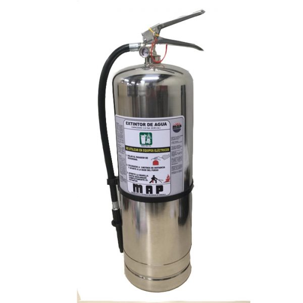 Extintor de agua