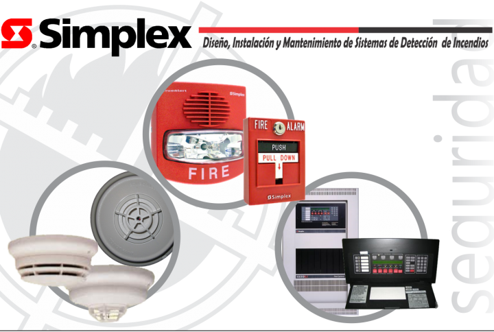 Diseño, Instalación y Mantenimiento de Sistemas de Detección de Incendios